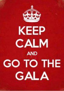 keep calm gala